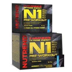 Nutrend N1 Pre-Workout Booster 17g