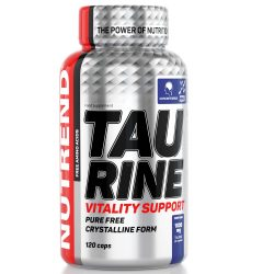 Nutrend Taurine - 120 caps