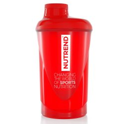 Nutrend Shaker 600 ml Red
